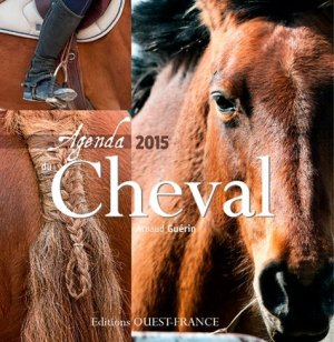 Agenda du cheval 2015 - ouest-france - 9782737363443 -