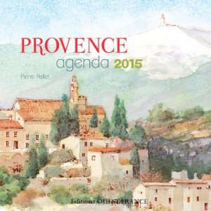 Agenda Provence 2015 - Ouest-France - 9782737363801 -