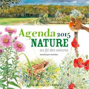 Agenda Nature 2015 - Ouest-France - 9782737363832 -