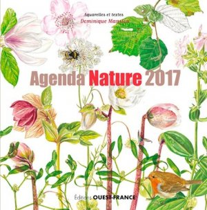 Agenda Nature 2017 - ouest-france - 9782737372421 -