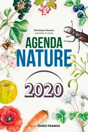 Agenda Nature 2020 - ouest-france - 9782737381263 -