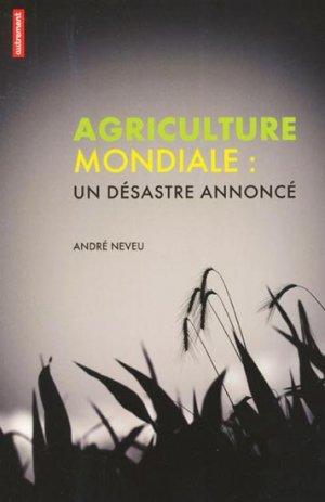 Agriculture mondiale - autrement - 9782746733138