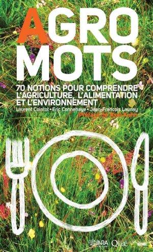 Agro-Mots - le cherche midi - 9782749149745 -