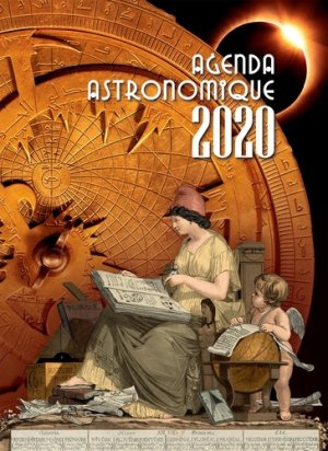 Agenda astronomique 2020 - EDP Sciences - 9782759823956 -