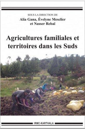 Agricultures familiales et territoires dans les Suds - karthala - 9782811125721 -