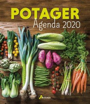 Agenda Potager 2020 - artémis - 9782816015706 -