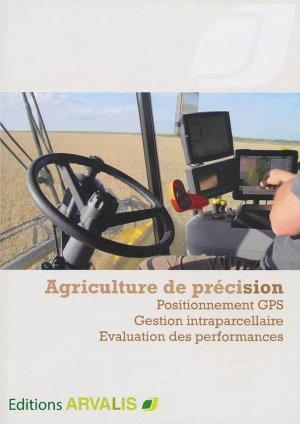 Agriculture de précision - arvalis - 9782817902890
