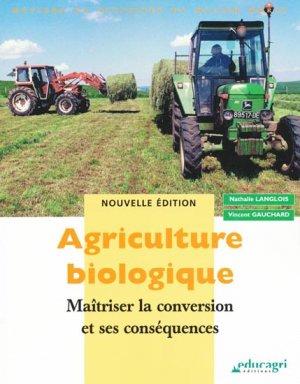 Agriculture biologique - educagri - 9782844448118 -