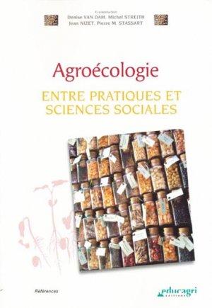 Agroécologie - educagri - 9782844448767 -