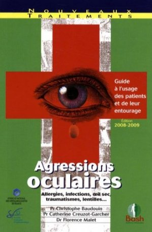 Agressions oculaires  - bash - 9782845040526 -