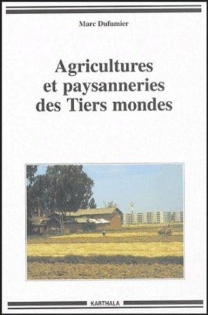 Agricultures et paysanneries des Tiers mondes - Karthala - 9782845865488 -
