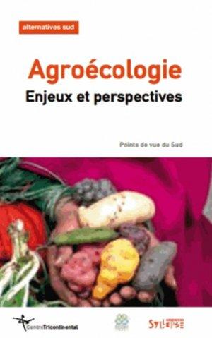 Agroécologie - syllepse - 9782849504338 -