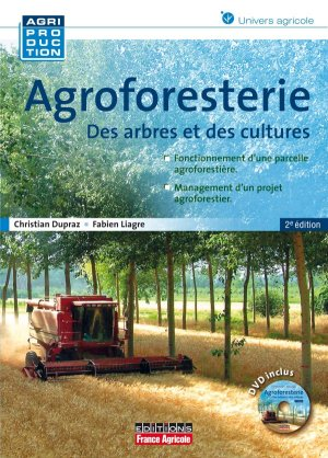 Agroforesterie - france agricole - 9782855574431 -