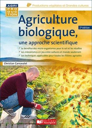 Agriculture biologique - france agricole - 9782855575414 -