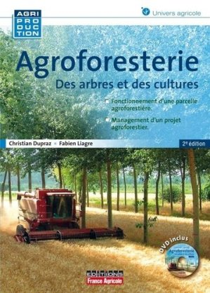 Agroforesterie - france agricole - 9782855576787 -