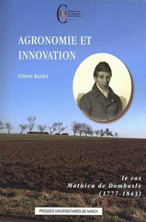 Agronomie et innovation - presses universitaires de nancy - 9782864809821
