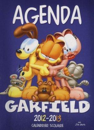 Agenda Garfield 2012-2013 - Presses Aventure - 9782896603794 -