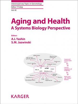 Aging ang Health - karger - 9783318027297