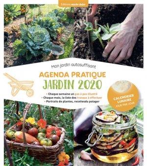 Agenda pratique du jardin 2020 - marie claire - 9791032304105