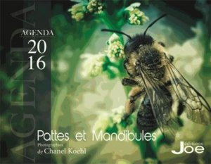 Agenda 2016 : Pattes et mandibules - joe / anovi - 9791093636191