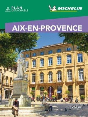 Aix-en-Provence - Michelin - 9782067252394 -