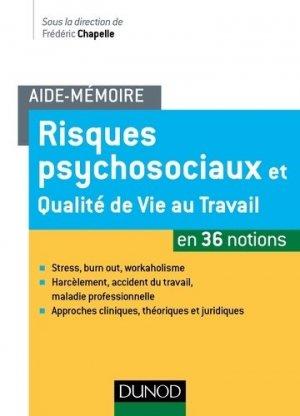 Aide-mémoire - dunod - 9782100781447 -