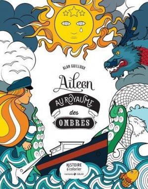 Aïleen au royaume des ombres - solar - 9782263072932 -