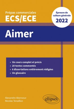 Aimer - Ellipses - 9782340048423 -