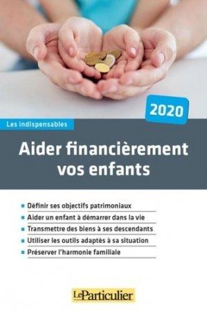 Aider financièrement vos enfants - Le Particulier Editions - 9782357312760 -
