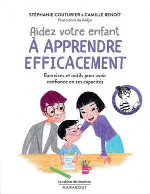 Aidez votre enfant à apprendre efficacement - Marabout - 9782501137843 -