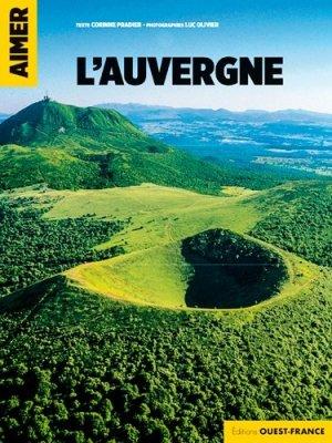 Aimer l'Auvergne - Ouest-France - 9782737376436 -