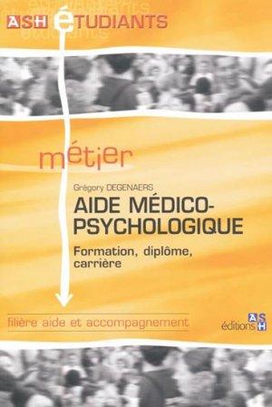 Aide médico-psychologique - ash - 9782757302101