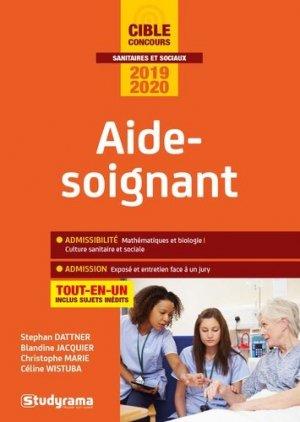 Aide-soignant - studyrama - 9782759040292