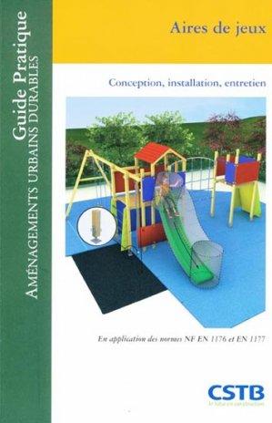 Aires de jeux - cstb  - 9782868914538 -