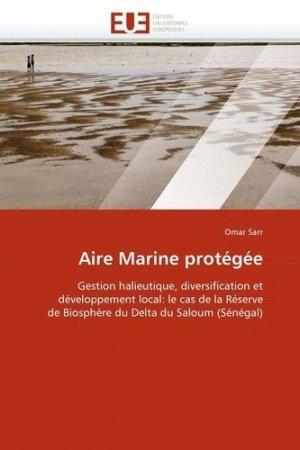Aire marine protégée - universitaires europeennes - 9786131557323 -
