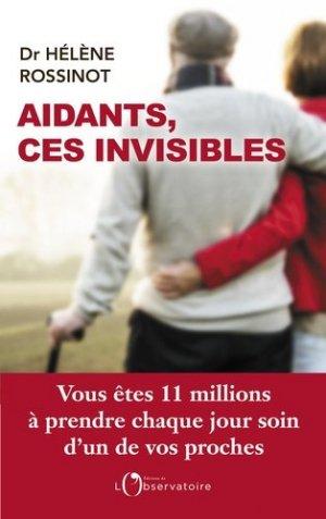 Aidants, ces invisibles - l'observatoire - 9791032906422 -