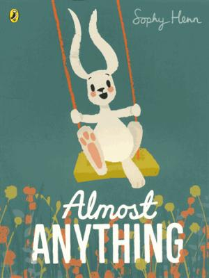 ALMOST ANYTHING  - PENGUIN - 9780141385471 -