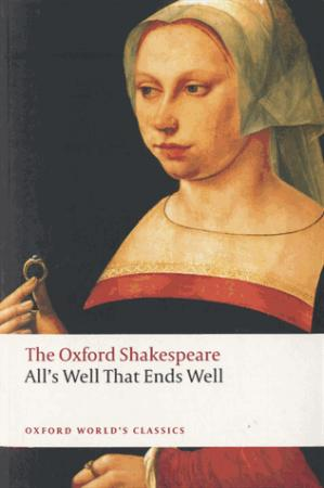 ALL'S WELL THAT ENDS WELL  - OXFORD - 9780199537129 -