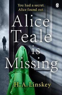 Alice Teale is Missing - penguin - 9781405933322 -