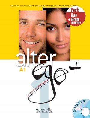 Alter Ego + 1 - Pack LivreVersion numérique - Hachette Français Langue Etrangère - 9782017133667 -