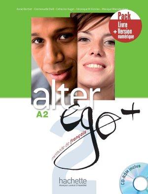 Alter Ego + 2 - Pack LivreVersion numérique - Hachette Français Langue Etrangère - 9782017139102 -