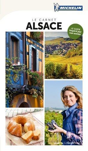 Alsace - Michelin Editions des Voyages - 9782067213609 -
