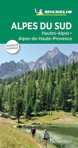 Alpes du sud - michelin - 9782067238121 -