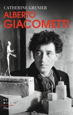 Alberto Giacometti - flammarion - 9782081416390 -
