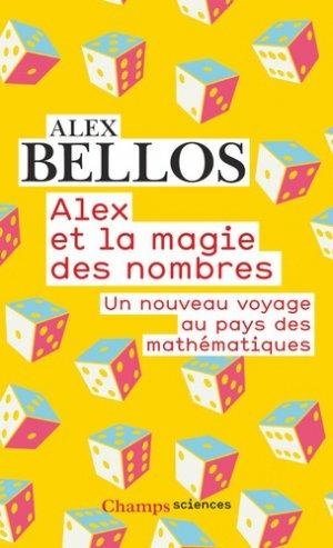 Alex et la magie des nombres - Flammarion - 9782081480018 -