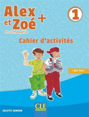 Alex et Zoé et compagnie 1 - cle international - 9782090383478 -