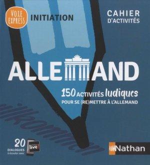 Allemand - Nathan - 9782091652948