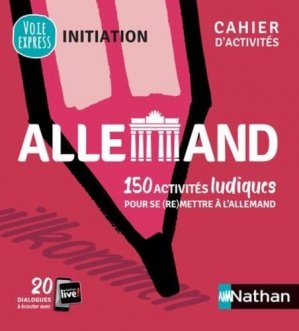Allemand - Nathan - 9782091673622 -