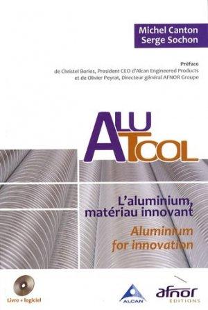 Alutool L'aluminium, matériau innovant - afnor - 9782124651818 -