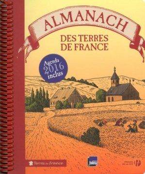 Almanach des terres de France 2016 - Presses de la Cité - 9782258129818 -